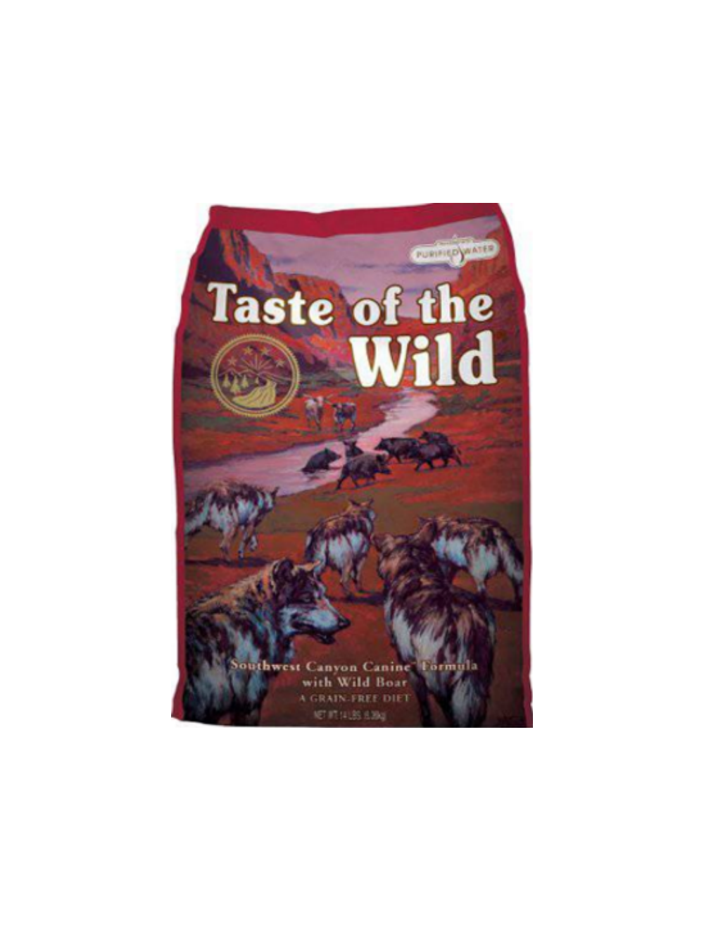 Taste Of The Wild Southwest Canyon Canine 6.35 Kg - Ciudaddemascotas.com