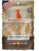 NATURAL VALUE Puffed Cheese Treats X 35.4 GR