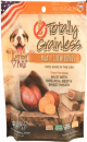Totally Grainless Snack Perros Hueso Carne y Papa Dulce Small 170g