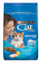 Cat Chow Adultos Pescado 0,500 Kg