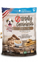 Totally Grainless Snack Perro Dental Pollo Mantequilla Maní  (S) 170g