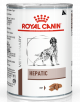 Royal Canin Dog Lata Hepatic Wet x 410 gr