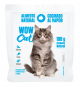 WOW CAT Cocinado Salmon/Pollo/Ternera 100g