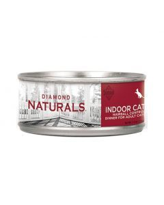 Comida Diamond Naturals Indoor Cat Lata - Ciudaddemascotas.com