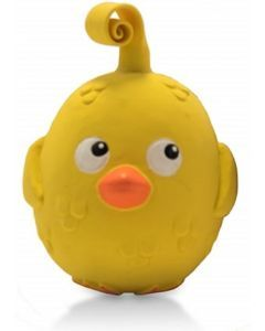 Juguete Charming pet latex squish pollo - Ciudaddemascotas.com