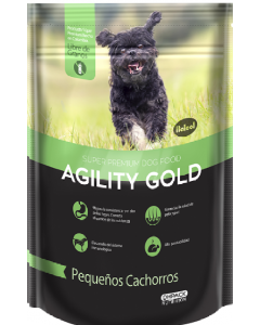 Comida Agility Gold Puppy Small Breed - ciudaddemascotas.com