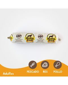 MasVital Adultos Mix Barra por 500 gr
