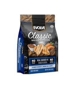 Comida Evolve Cat Adult Chicken and Rice  - Ciudaddemascotas.com