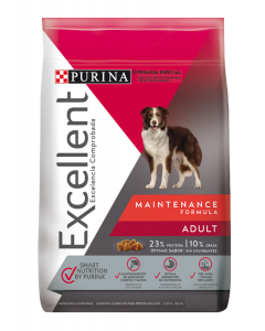 Excellent Adulto Mantenimiento 3 kg