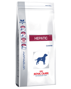 Comida Royal Canin Dog Hepatic x 3.5 Kg - Ciudaddemascotas.com