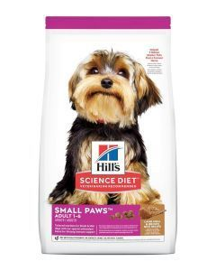 Hills Adultos Small & Toy Breed Lamb and Rice 7 Kg - Ciudaddemascotas.com