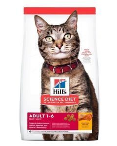 Comida para gato Hills Optimal Care Original-Ciudaddemascotas.com