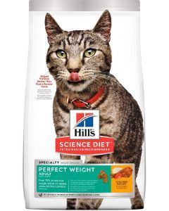 Comida Hills Gato Perfect Weight x 1.36 Kg - ciudaddemascotas.com