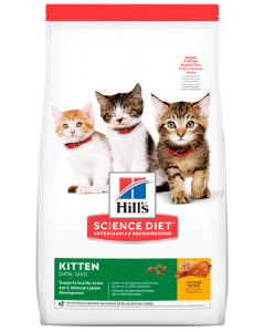 Comida Hills Science Plan Kitten Healthy-Ciudaddemascotas.com