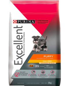 Excellent Puppy Small Breed x 1 Kg - PRSR