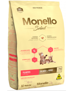 Comida para gatos Monello Select Cat Gatitos - Ciudaddemascotas