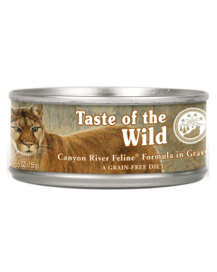 Comida Taste of The Wild Lata Canyon River - ciudaddemascotas.com