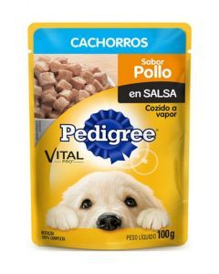 Pedigree Pouch Puppy Pollo 100 gr - P80