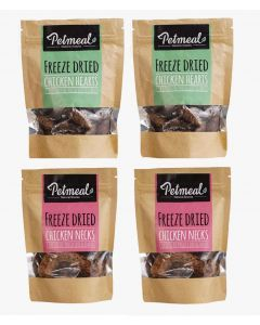 Snacks para Perros Petmeal Natural Snacks-Ciudaddemascotas.com