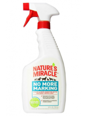 Nature Miracle No Mas Marcas Spray 24oz - Ciudaddemascotas.com