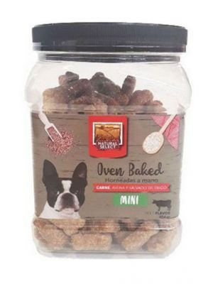 Galletas para perros Natural Select Mini-ciudaddemascotas.com