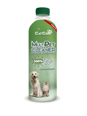 Cat Can Multipet Cleaner Concentrado-Ciudaddemascotas.com